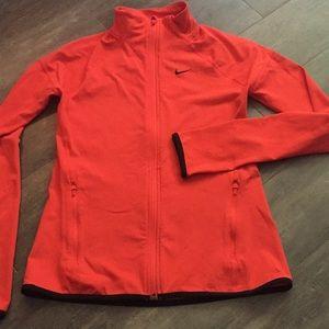 Like new Nike dry-fit jacket.  Sz. M